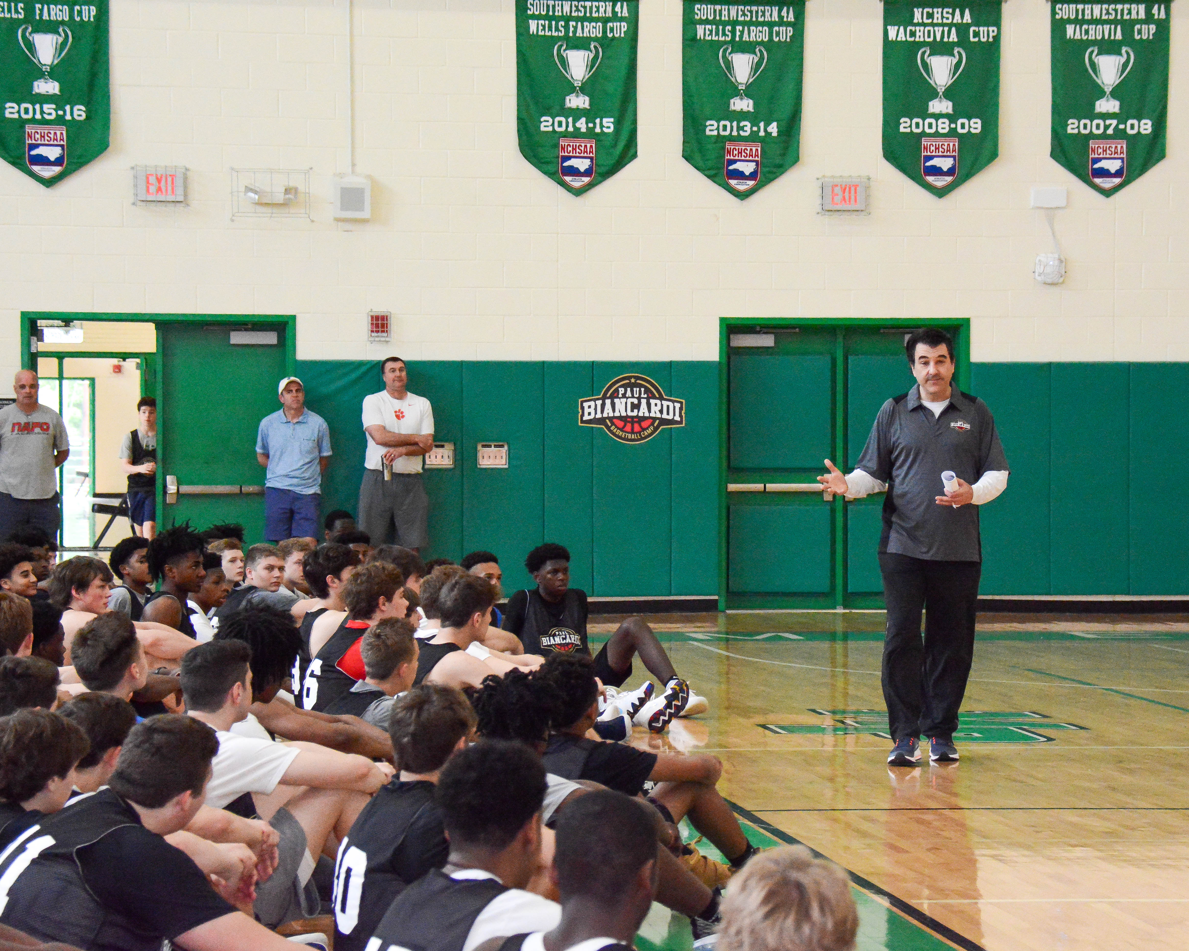Paul Biancardi Basketball Camp | powered by Pro Skills Basketball